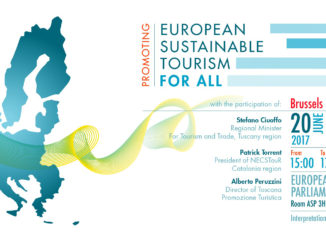 PROMOTING EUROPEAN SUSTAINABLE TOURISM FOR ALL