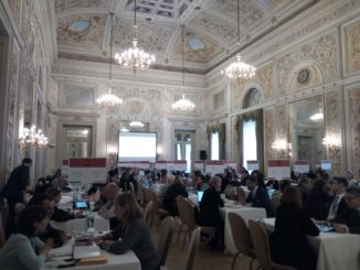 Un momento di DUCO Travel Summit a Firenze
