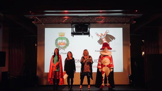 "Un momento dell'evento ""Destination Luxury. Meet Tuscany and Florence. Let's celebrate Viareggio Carnival"""