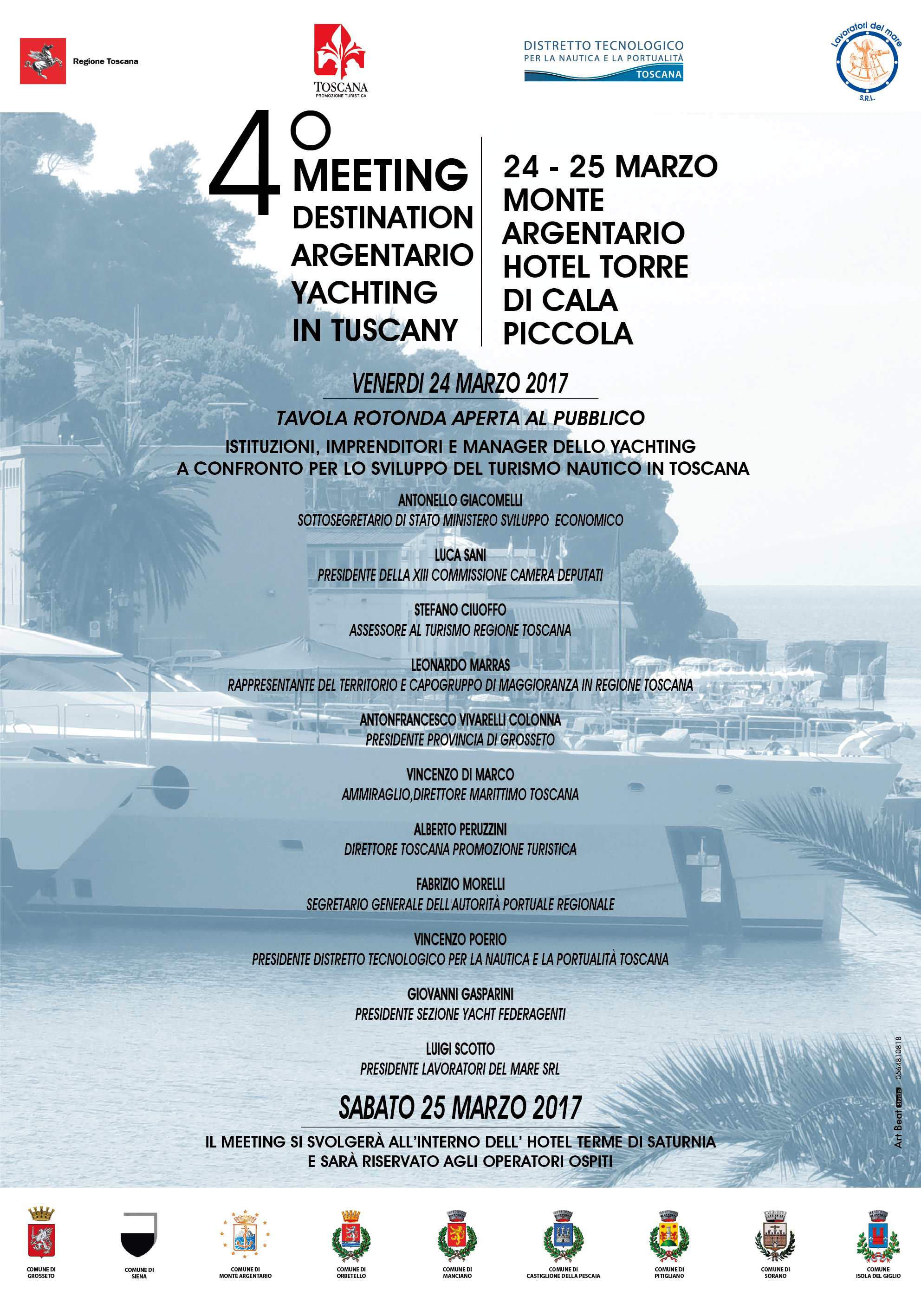 Destination Argentario Yachting in Tuscany